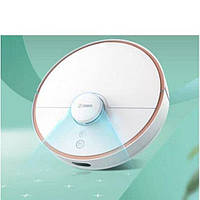 Робот-пылесос Xiaomi 360 Robot Vacuum Cleaner S7 White сухая + влажная уборка, фото 4
