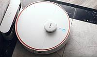 Робот-пылесос Xiaomi 360 Robot Vacuum Cleaner S7 White сухая + влажная уборка, фото 5