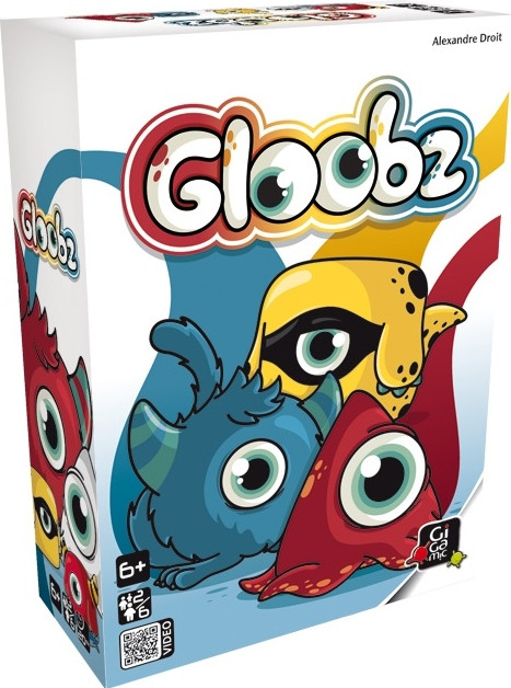 Настольная игра Gigamic Gloobz (40141)