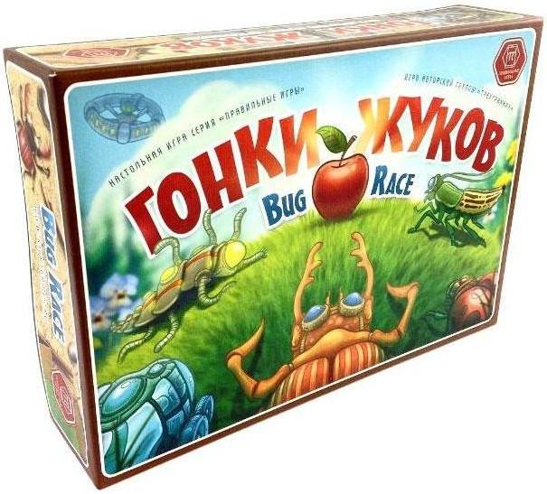 Настольная игра Правильные Игры Гонки Жуков (4620758131595)
