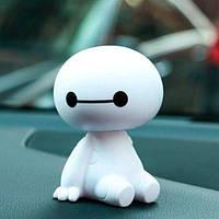 """Игрушка в автомобиль - """"Baymax"""", робот игрушка в машину Baymax"""