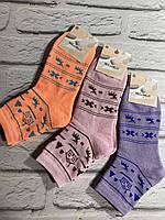Носки женские махровые Р.-р. 36-41