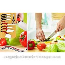 Набор ножей для кухни Contour Pro!Хит цена, фото 3