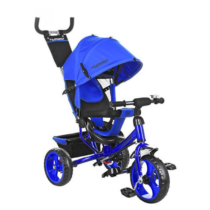 Велосипед трехколесный Bambi M 3113-14 Синий