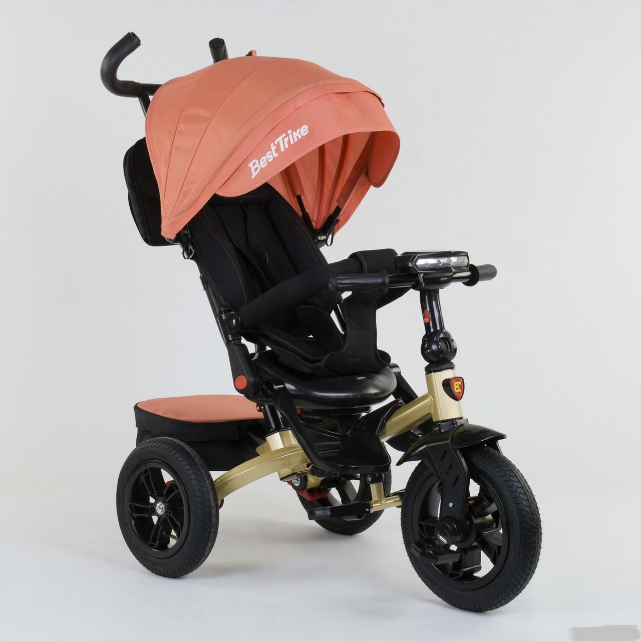 Велосипед трехколесный Best Trike 9500 - 9035 Розовый