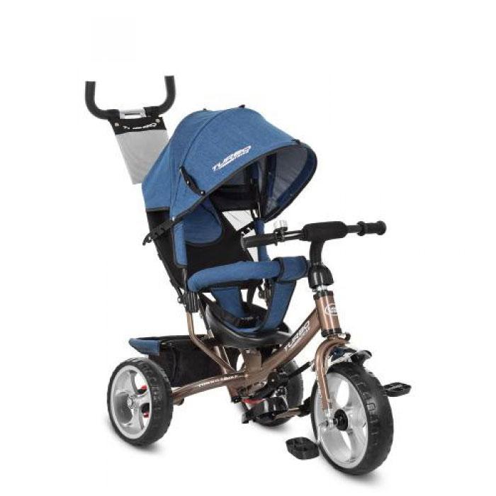 Велосипед трехколесный Bambi M 3113J-16 Голубой