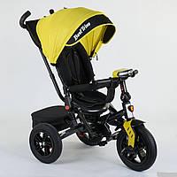 Велосипед трехколесный Best Trike 9500 - 8225 Best Trike Жёлтый, фото 1