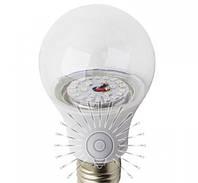 Светодиодная LED фитолампа Lemanso A60 9W E27 9Вт Е27 для растений