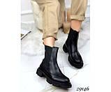 Ботинки демисезон челси с резинками по бокам, фото 5