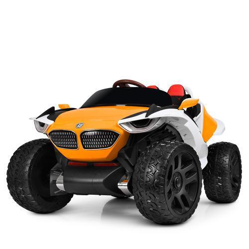 Электромобиль Bambi M 4064EBLR-7 Оранжевый