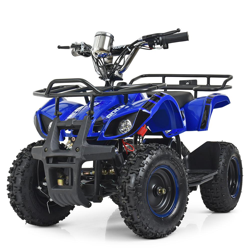 Квадроцикл Profi HB-EATV 800N-4(MP3) V3 Синий