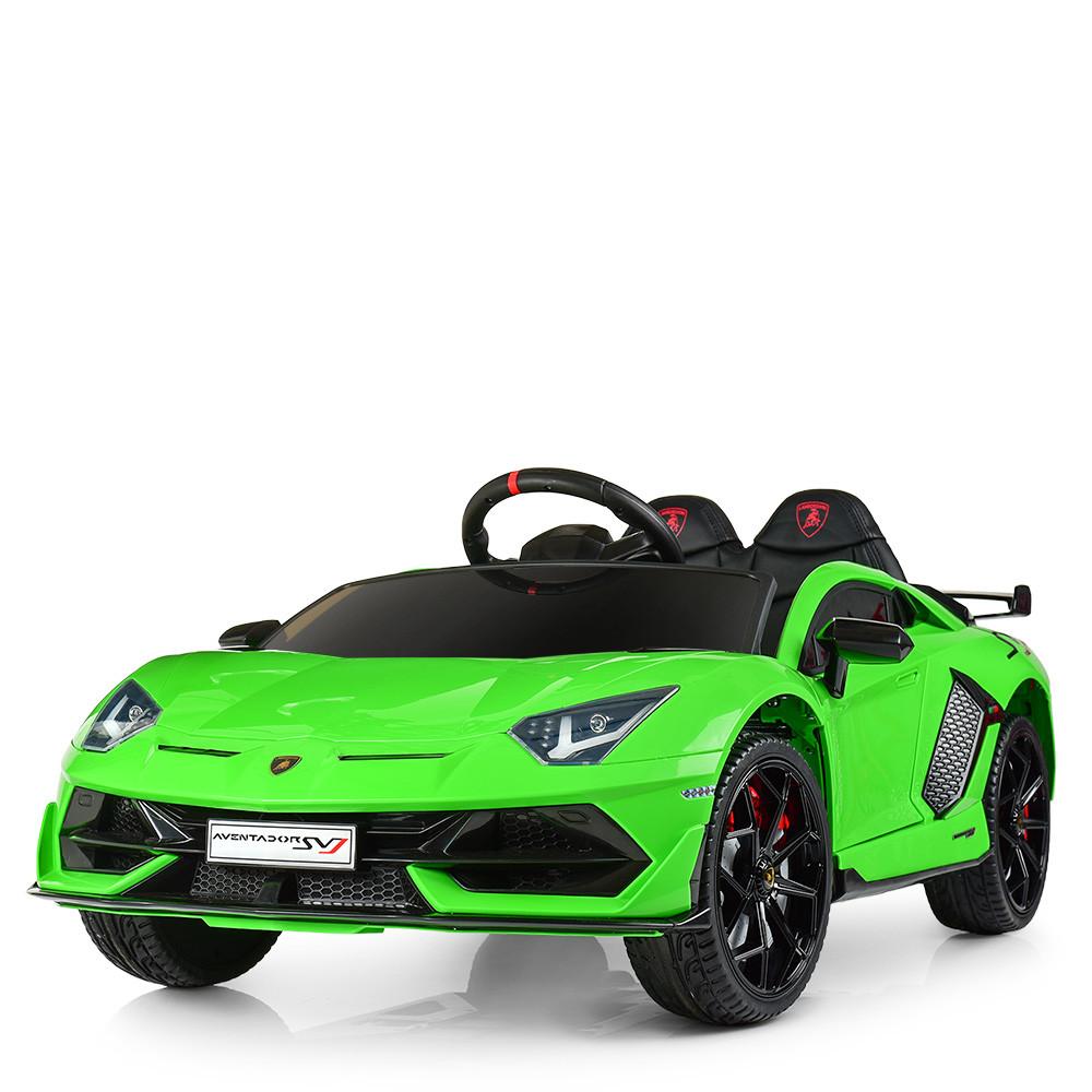 Электромобиль Bambi M 4093EBLR-5 Зеленый