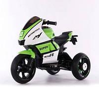 Мотоцикл Bambi M 4135L-1-5 Зеленый