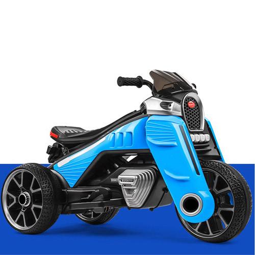 Мотоцикл Bambi M 4113EL-4 Синий