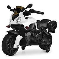 Мотоцикл Bambi M 4080EL-1 Белый