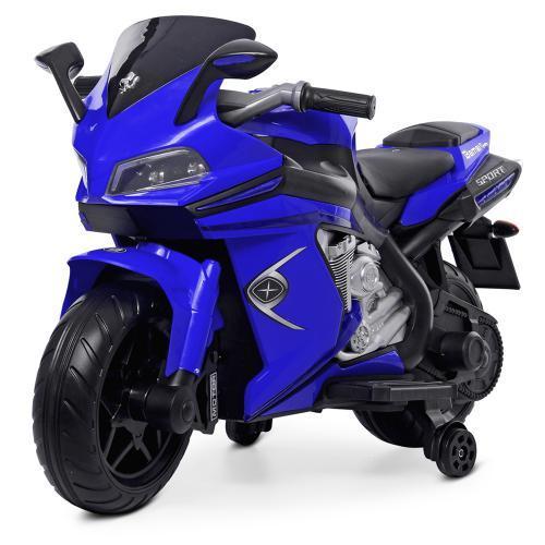 Мотоцикл Bambi M 4202EL-4 Синий