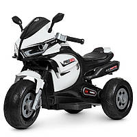 Мотоцикл Bambi M 4265EL-1 Белый, фото 1