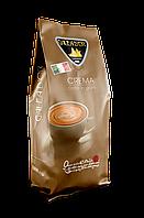Насыщенный кофе в зернах без кислинки Галеадор Крема 1 кг