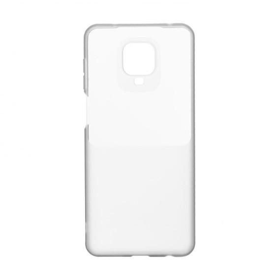 Чохол Bright Silicone для Xiaomi Redmi Note 9s / pro