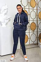 Костюм жіночий прогулочний з поларфлісу, фото 1