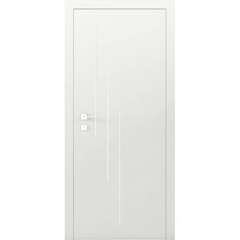 Двери RODOS Cortes PRIMA 3V белый мат, фото 2