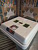 Автоматический инкубатор Рябушка Смарт Турбо 120 яиц цифровой, фото 5