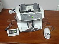 Стационарный счетчик банкнот с детектором PRO 87U