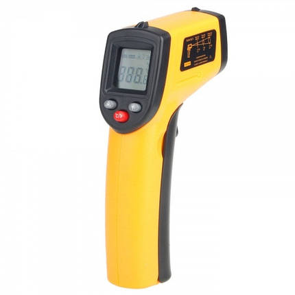 Инфракрасный термометр пирометр GM320, фото 2