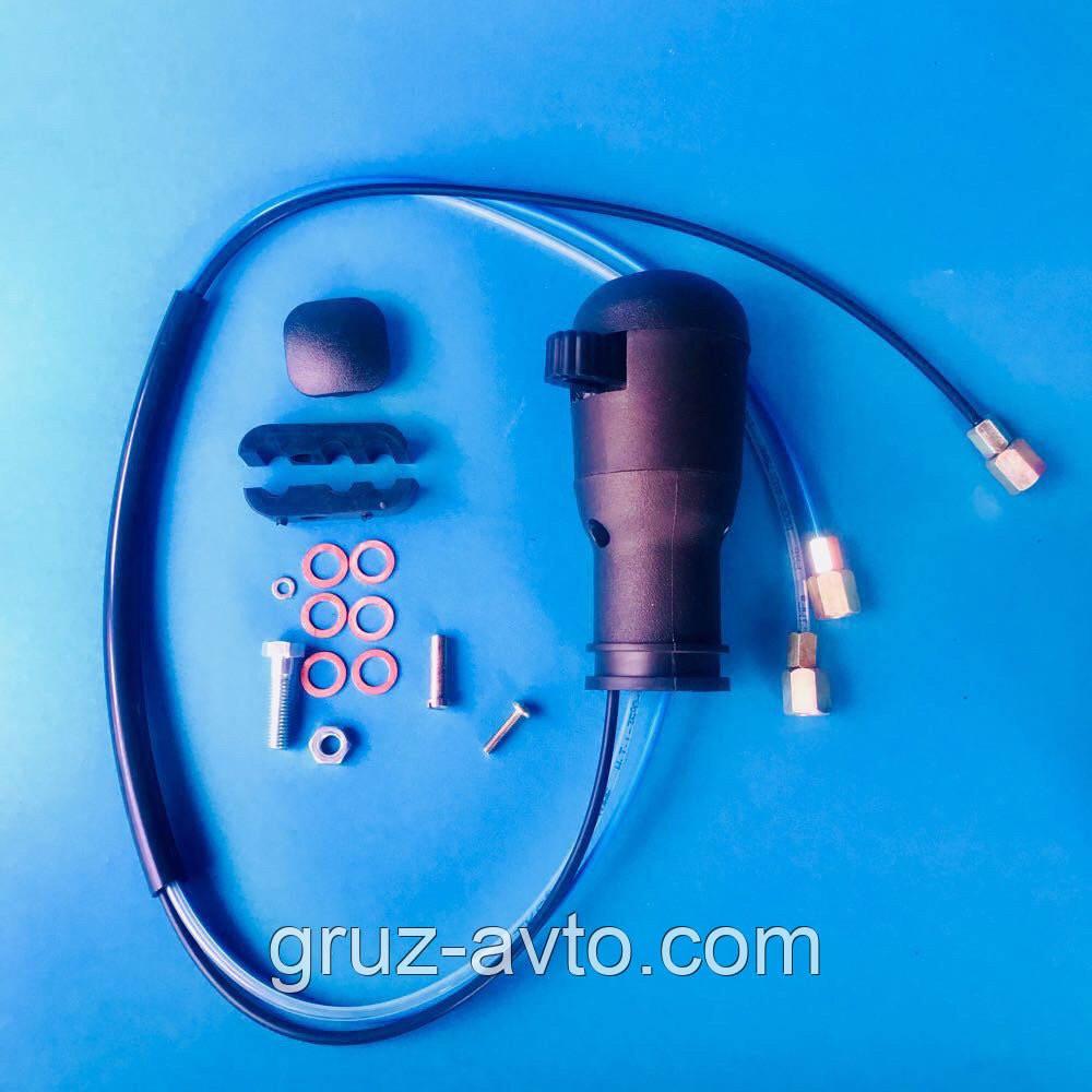 Рукоятка переключения делителя с клапаном управления Камаз в сборе пневмовключение / 412-1703007-10 / Rostar.