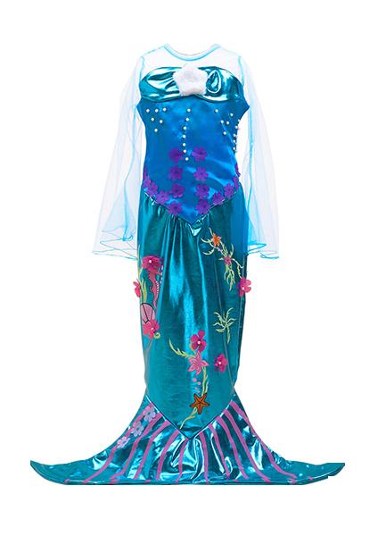 Карнавальный костюм Русалочки для девочек