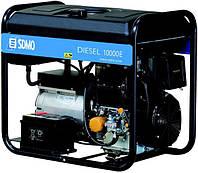 Однофазный дизельный генератор SDMO Diesel 10000 E-XL (9 кВт)