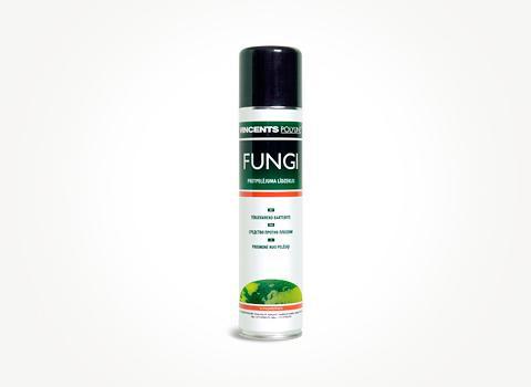 Антибактериальный фунгицидный состав, Fungi spray, 0.3 litre, Vincents Polyline