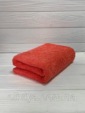Полотенце для рук махровое абрикосовый 40*70, фото 2
