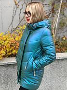 Куртка зимняя короткая AnaVista 17-8, фото 2