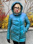Куртка зимняя короткая AnaVista 17-8, фото 3
