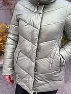 Куртка зимняя короткая AnaVista 17-23, фото 5