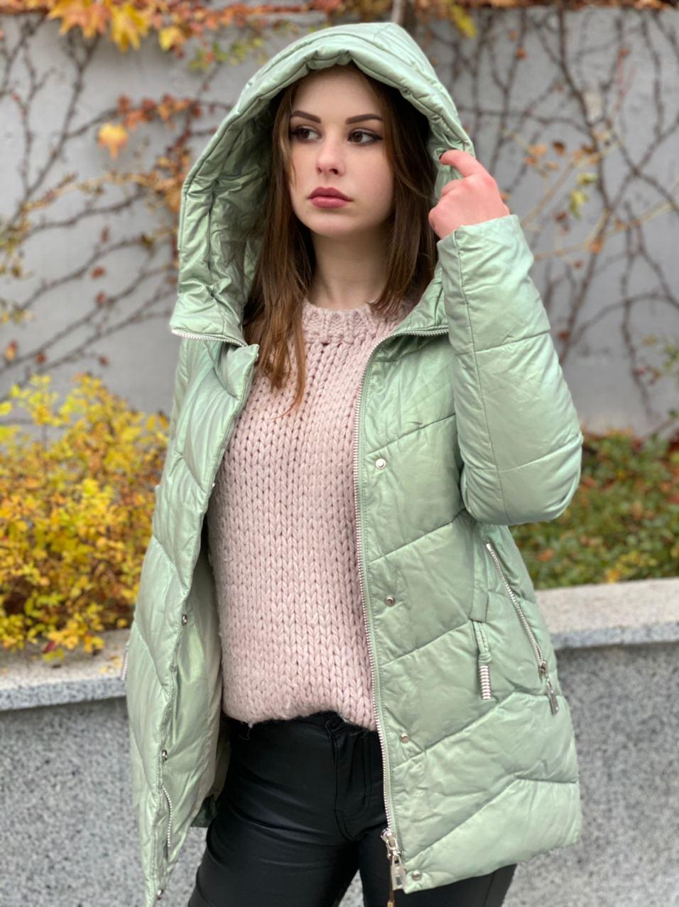 Куртка зимняя короткая AnaVista 17-23