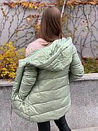 Куртка зимняя короткая AnaVista 17-23, фото 4