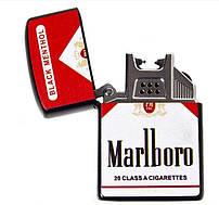 Зажигалка электроимпульсная Lighter Zgp 21 дуговая Marlboro
