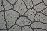 Декоративная штукатурка Stonehenge, цвет SH 03, зерно до 1.2 мм ведро 12,5 кг, фото 4