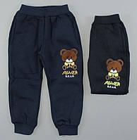 Утепленные спортивные брюки для мальчиков S&D, фото 1