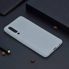 Силиконовый чехол Soft Touch для Huawei Honor 10i