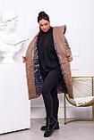 Зимняя куртка женская Плащевка на синтепоне Размер 48 50 52 54 56 58 60 62 В наличии 4 цвета, фото 8