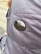 Куртка женская  длинная CORUSKY M-08-4, фото 6