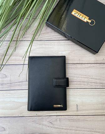 Кошелёк для документов Зилли ( паспорт, права), фото 2