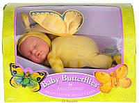 Кукла Бабочка Anne Geddes (салатовая) 22,5 см