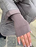 Куртка осенняя с капюшоном  CORUSKY M-59-8, фото 4