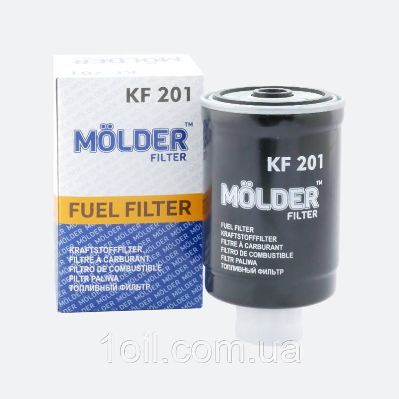 Фильтр топливный  MOLDER KF201 (аналог KC102)