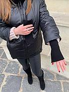 Куртка женская короткая  CORUSKY T85-11, фото 5