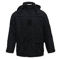 Куртка тактическая зимняя (Бушлат) Черный